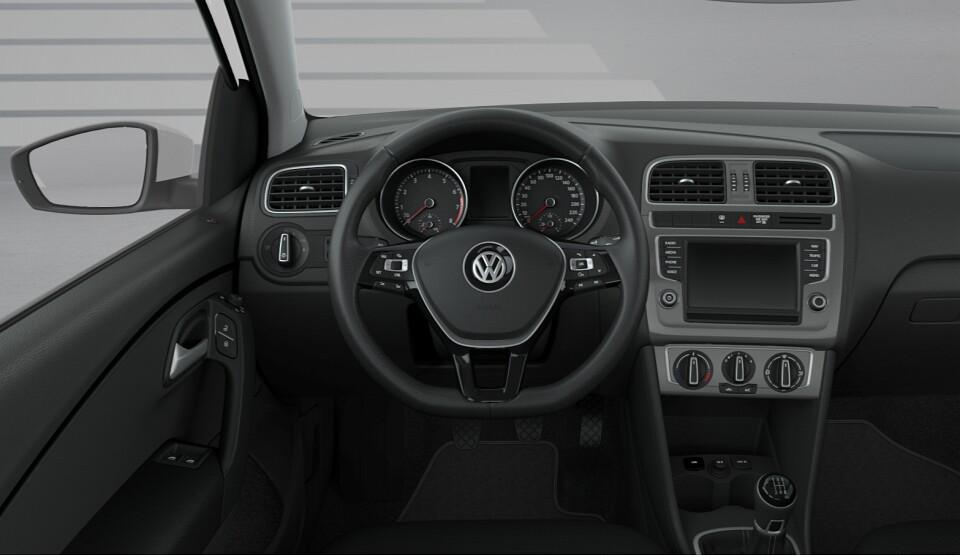 Loa Sans Apport >> LOA – Volkswagen Polo 1.0 60ch 3p série spéciale « Lounge » à 150€ / mois sans apport – LOA Facile