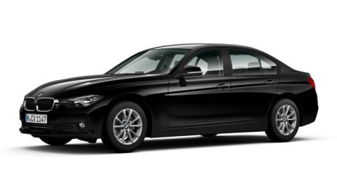 BMW 316d Lounge