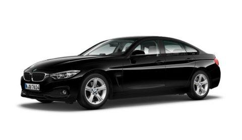 BMW 418d Gran Coupe Lounge