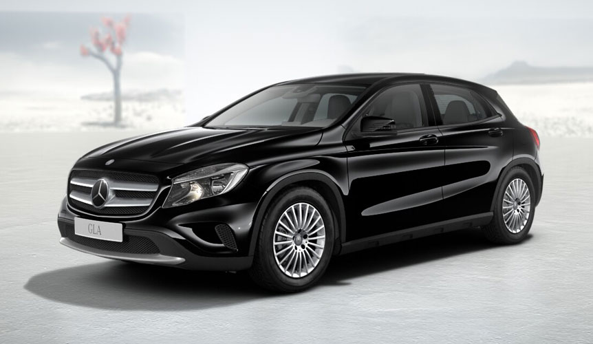 Mercedes GLA 180 d Intuition